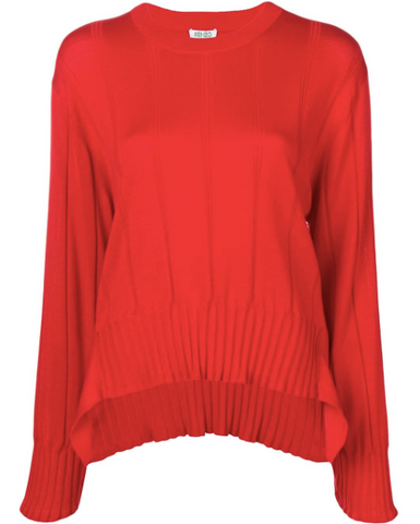 Red knit from kenzo