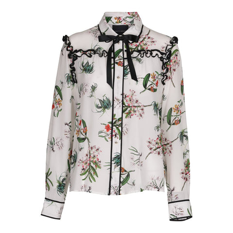 Doddy flower shirt