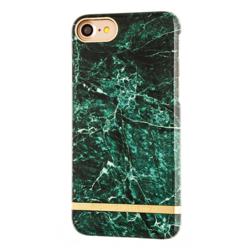 Green Marble I phone cover 7