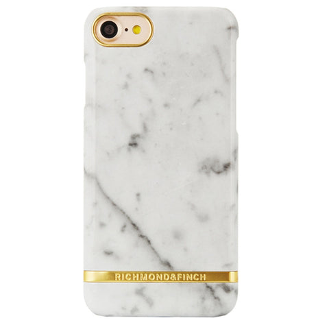 White Marble I phone cover 7