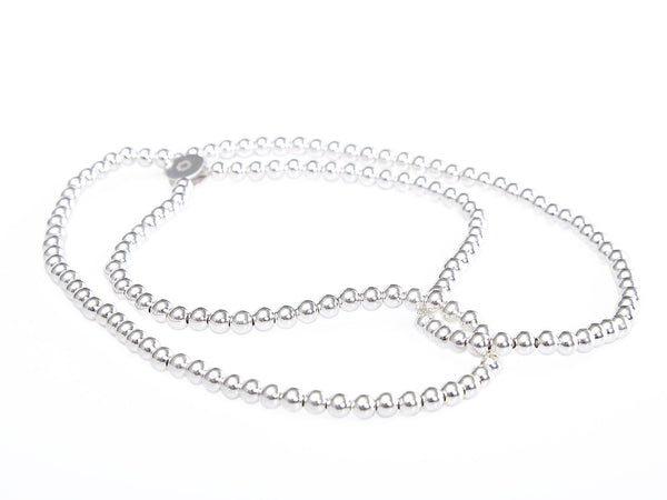 Silver Sling Necklace 925 AG