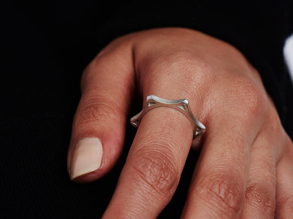 Dakar Stacking Ring