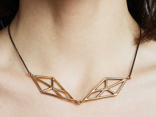 Radiant Pendant Necklace