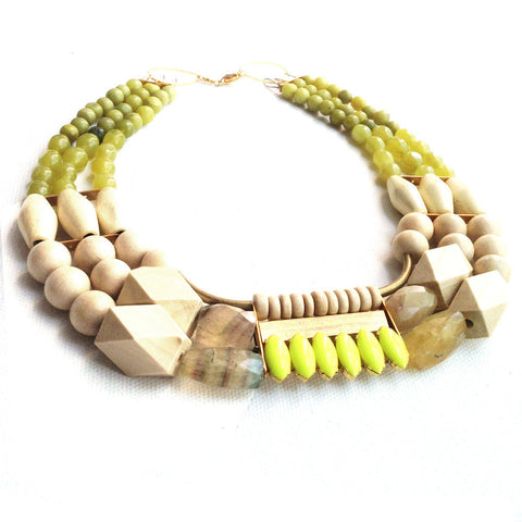 Osmunda Necklace