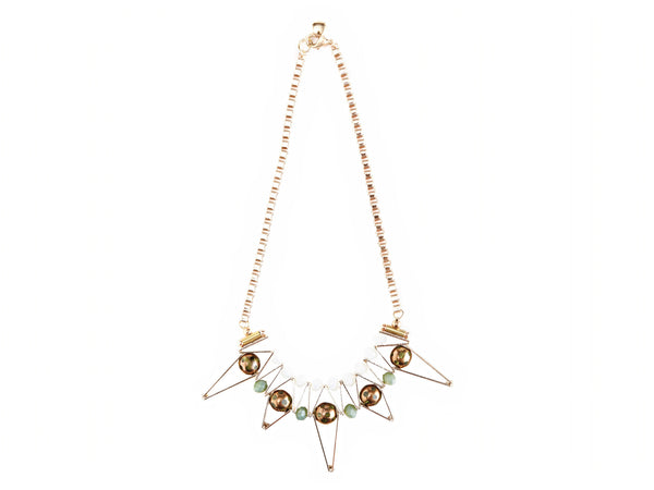 Star Opal Large Necklace