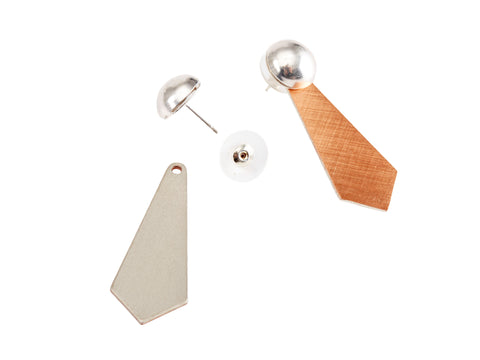 Stratus Reversible Earrings