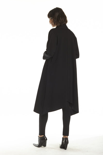 Shawl Collar Coat