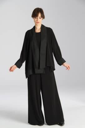 Matte Jersey Wide Pant