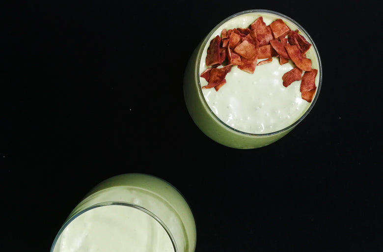 Banting-Friendly Matcha Shake