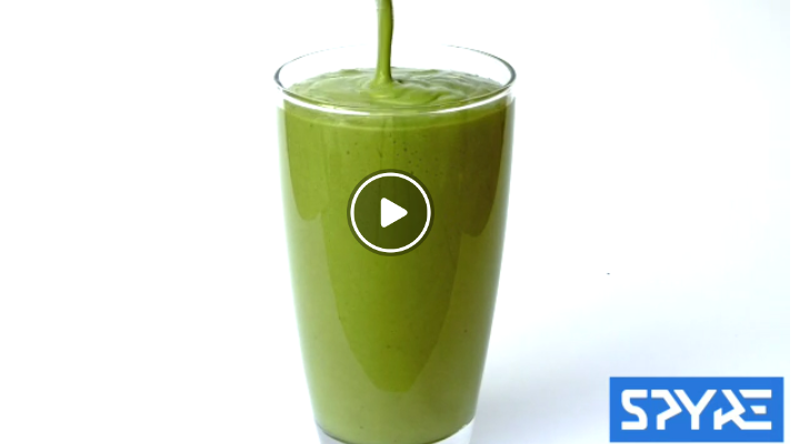 Spyre's Matcha Green Tea Fat Shake (LCHF)