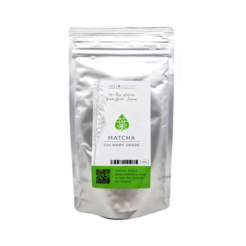 Just Matcha - Matcha Culinary Grade Green Tea 100g