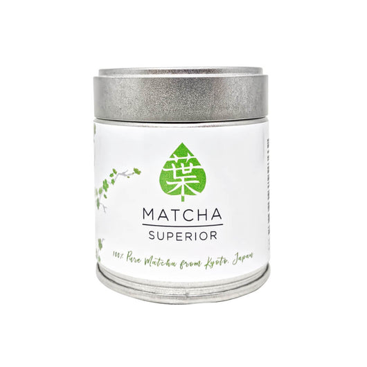 Just Matcha - Matcha Superior Green Tea Powder Tin 40g