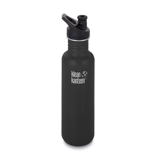 Klean Kanteen - 27oz (800 ml) Classic Bottle (Sport Cap 3.0)