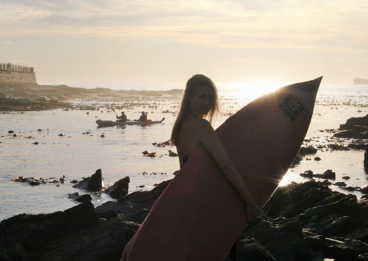 Chill Winstan Surfboard Socks Featured in Life Retreat Blog