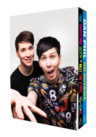 Dan and Phil Book Boxset