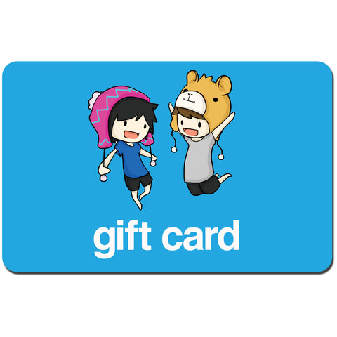 Dan and Phil Shop (USA) Gift Card