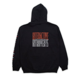 Interactive Introverts Hoodie