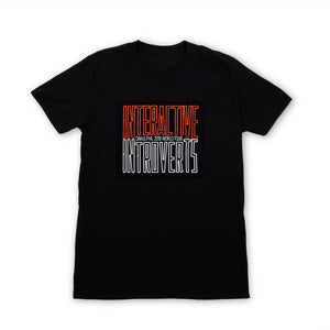 Interactive Introverts T-Shirt