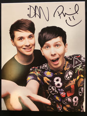 Dan and Phil Book Boxset *LIMITED EDITION - Hand Signed by Dan and Phil*