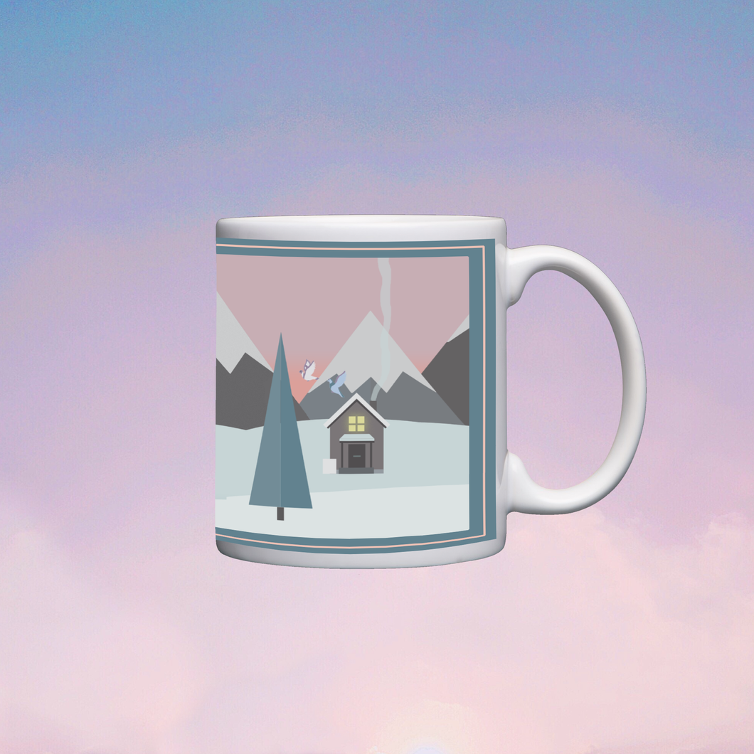 Winter Vibes Mug