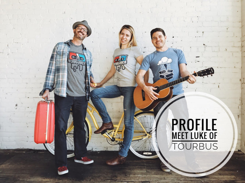 Profile | Meet Luke of Tourbus