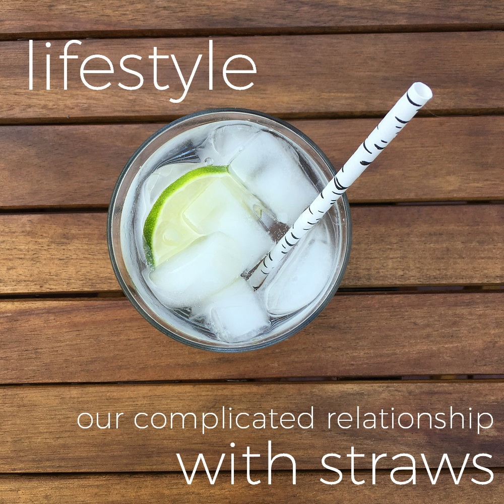 Lifestyle  |  Our Complicated Relationship With Straws