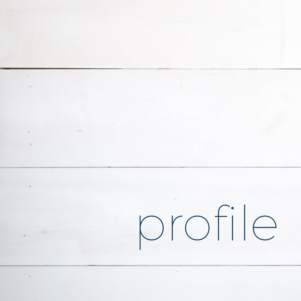 Profile  |  About This Topic