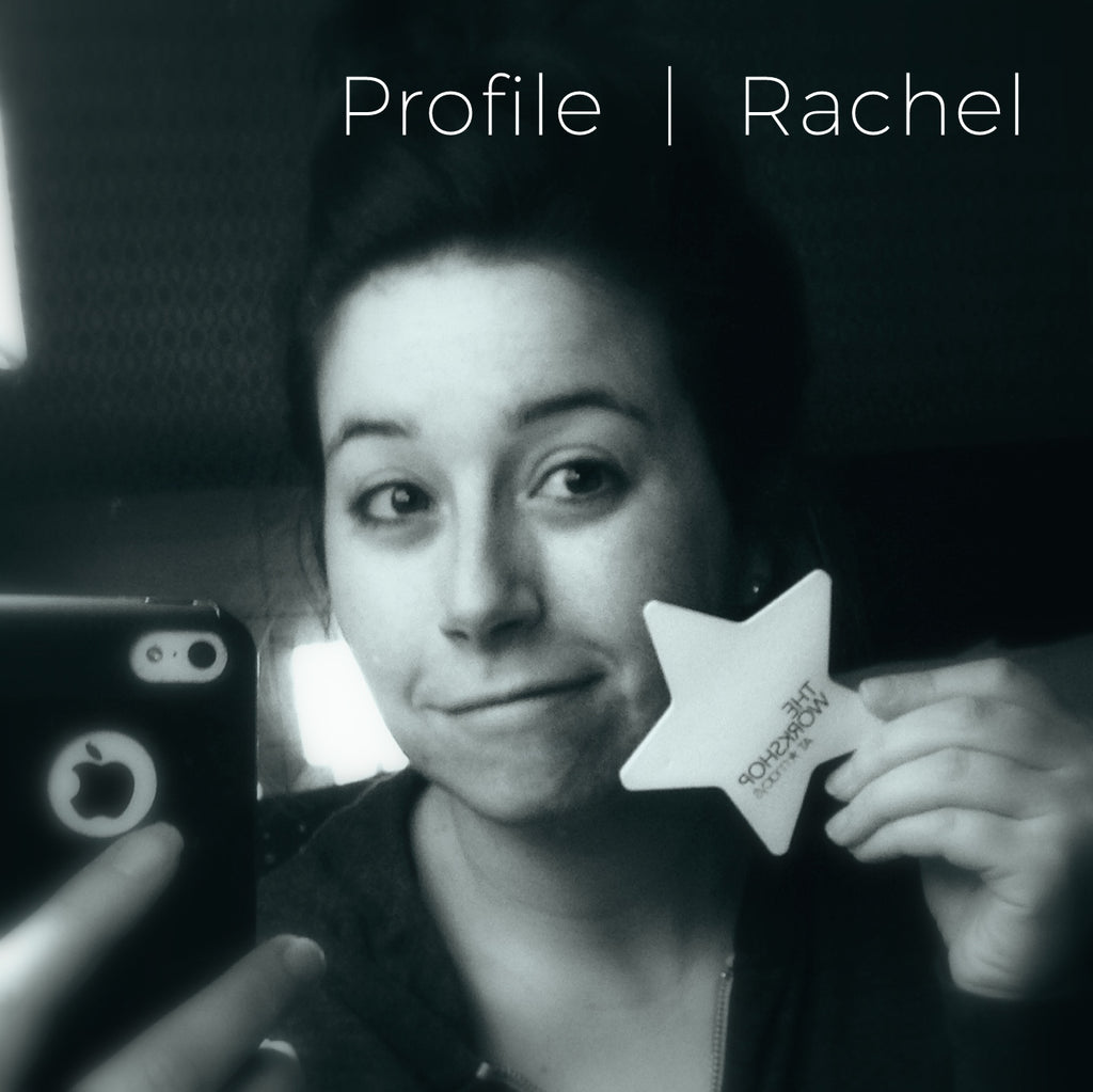 Profile | Meet Rachel of cinder + salt (YAY!)