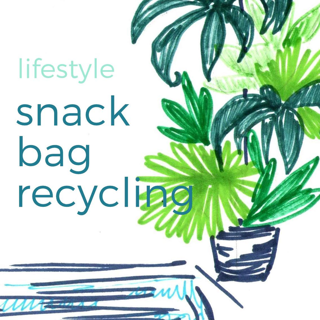 Lifestyle  |  Snack Bag Recycling
