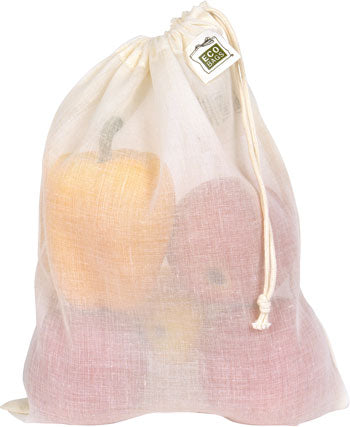 Gauze Produce Bag - Medium