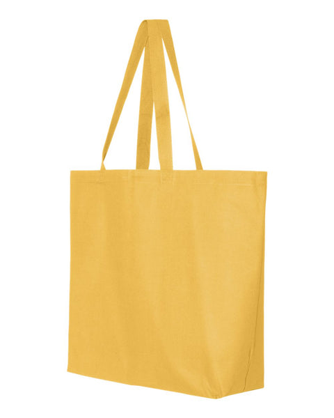 Blank Canvas Totes - 5 Pack - Colors