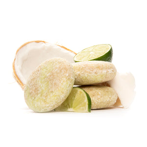 All Natural Shampoo Bar- Coconut Lime