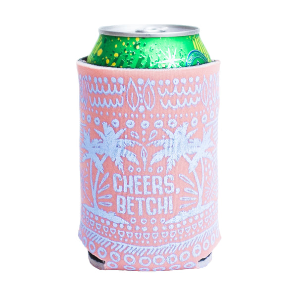 Can Cooler - Cheers Betch