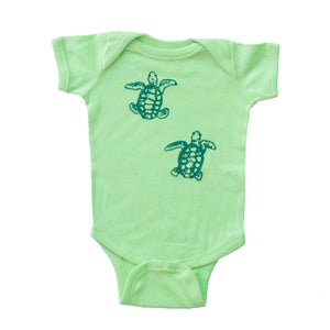 Sea Turtles Onesie