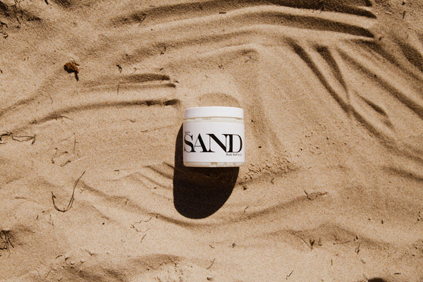 SAND Body Buff Scrub