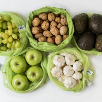 Reusable Produce Bag Starter Kit