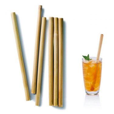 Bamboo Drinking Straw - XL