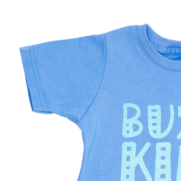 Buzz Kill Toddler Tee - Blue