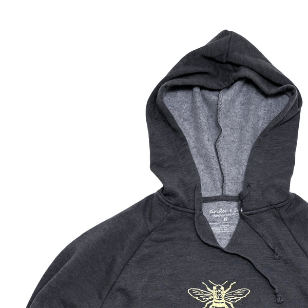 Honey Bee Beach Hoodie