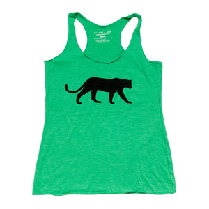 Jungle Cat Ladies Racerback Tank