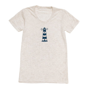 Lighthouse Scoop Tee