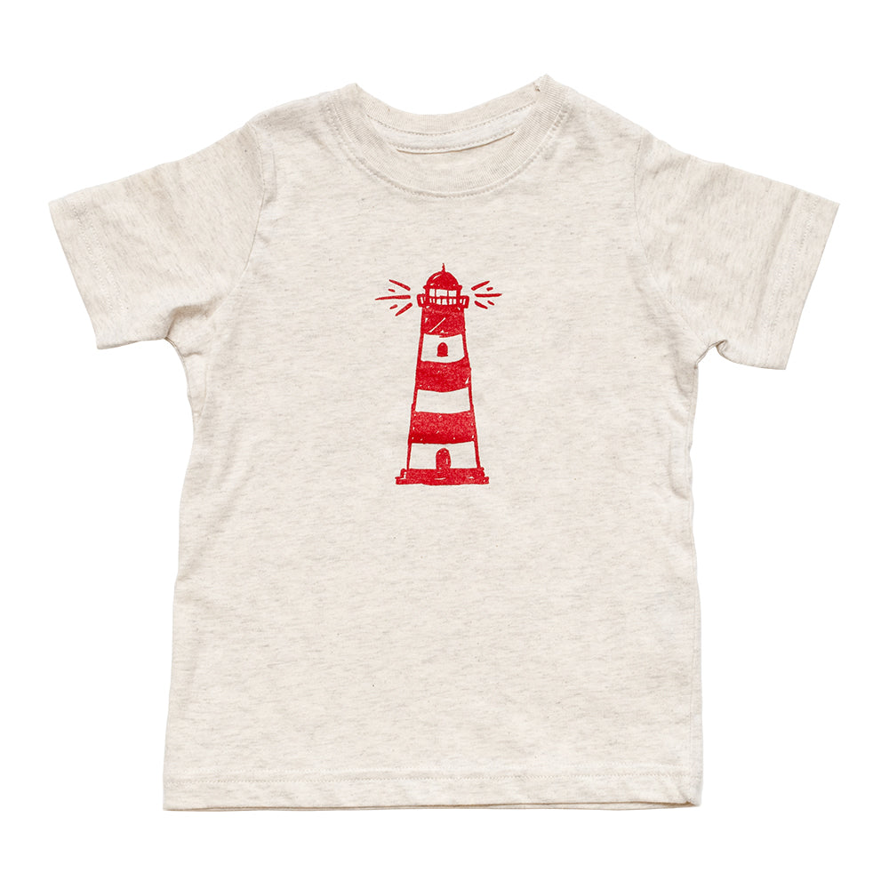 Lighthouse Toddler Tee