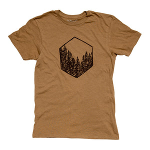 The Woods Mens Tee