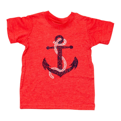 Anchor Kids Tee