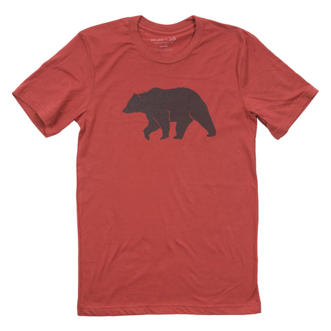 Brown Bear Men's Tee