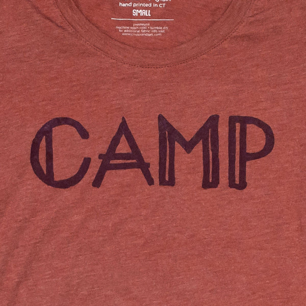 CAMP Ladies Tee