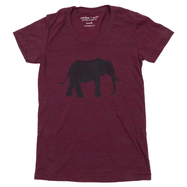 Elephant Ladies Tee