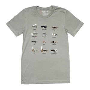 Fly Fishing Lures Tee