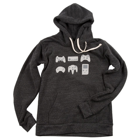 Game Controllers Hooded Sweatshirt