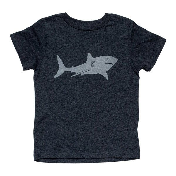 Great White Shark Kids Tee